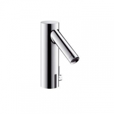 Starck Electronic Basin Mixer with Temperature Control Chrome