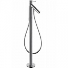 Starck Freestanding Single Lever Bath Mixer Chrome