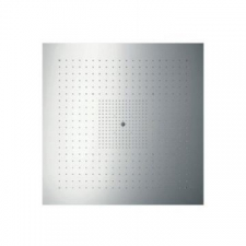 Starck ShowerHeaven 3 Jet Overhead Shower without Light 970x970mm Stainless Steel