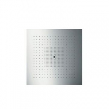 Starck ShowerHeaven 3 jet Overhead Shower without Light 720x720mm Stainless Steel