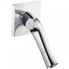 Starck Organic Wall-Mounted Basin Mixer for Concealed Installation Chrome