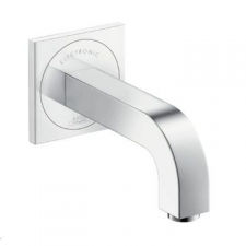 Citterio Wall-Mounted Electronic Basin Mixer with Spout 160mm Chrome