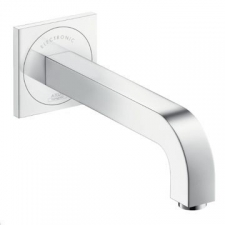 Citterio Wall-Mounted Electronic Basin Mixer Spout 220mm Chrome