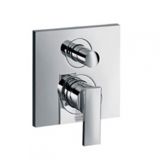 Citterio Finish Set for Bath Mixer Concealed Chrome