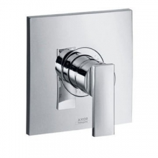 Citterio Finish Set for Shower Mixer Concealed Chrome
