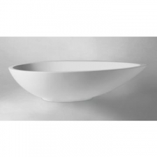 Boutique Baths - Giocoso Basin Countertop 572x412x138mm High Gloss White