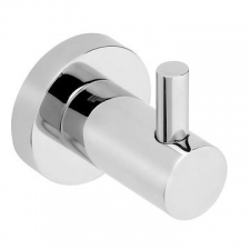 Bathroom Butler - 4800 Series Single Robe Hook Polished SS