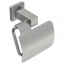 Bathroom Butler - 8500 T/Paper Holder Type ii w/ Flap Brushed SS
