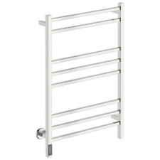 Bathroom Butler - Cubic Wide Heated Towel Rail 8 Bar TDC CH