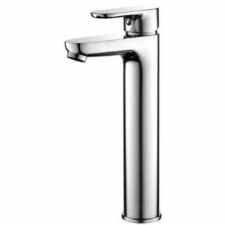 Onex Single Lever Basin Mixer Long Chrome - Meissen