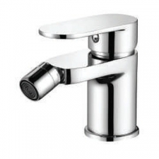 Evony Single Lever Bidet Mixer Chrome - Meissen