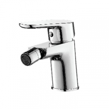 Onex Single Lever Bidet Mixer Chrome - Meissen