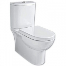 Gural Vit - Edge Back-to-Wall Toilet White - TO BE DISCONTINUED