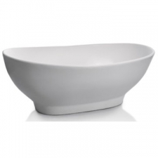 DADO - Melbourne Freestanding Bath 1650x900x610mm Gloss White