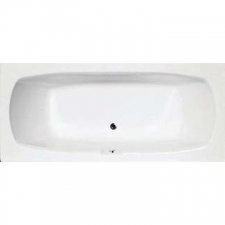 River Range - Amur - Baths - Built-In - White