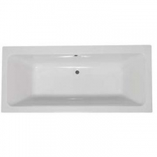 River Range - Indus 1700 - Baths - Built-In - White