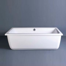 River Range - Danube - Baths - Freestanding - White