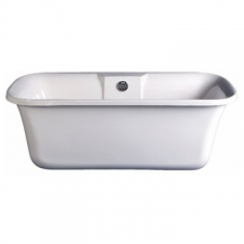 River Range - Zambezi - Baths - Freestanding - White