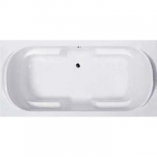 River Range - Amazon - Baths - Built-In - White
