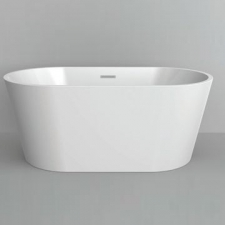 River Range - Kunene - Baths - Freestanding - White