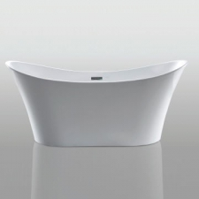 River Range - Rio Grande - Baths - Freestanding - White