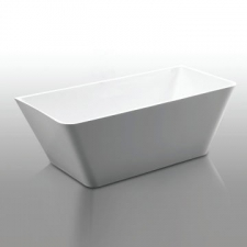 River Range - Jordan - Baths - Freestanding - White