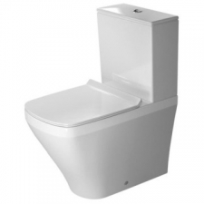 Duravit - Durastyle Toilet Close Couple Pan 370 x 630mm White
