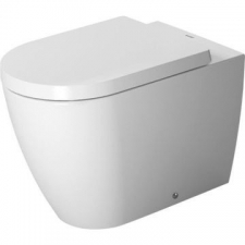 Duravit - ME by Starck Toilet Floorstanding Back To Wall Washdown Model 370 x 600mm White