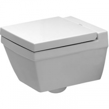 Duravit - 2nd Floor Wall Mounted Pan Durafix 370 x 540mm White