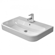 Duravit - Happy D2 Furniture Basin With Overflow With Tap Platform 800 x 505mm White