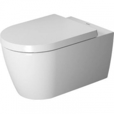 Duravit - Me By Starck Rimless Wall Mount Pan Durafix 570 x 370mm White