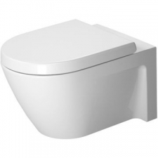 Duravit - Starck 2 Wall Mounted Pan Durafix 370 x 540mm White