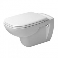 Duravit - D-Code Wall Mounted Pan 355 x 545mm White