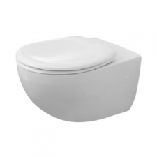 Duravit - Architec Wall Mounted Pan Durafix 360 x 575mm White
