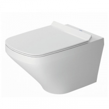 Duravit - Durastyle Rimless Wall Mounted Pan 540 x 370mm Durafix White