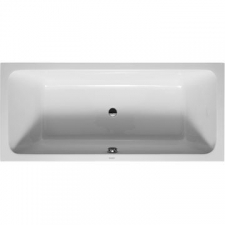 Duravit - D-Code Rectangle Built-In Bath 1800 x 800mm White
