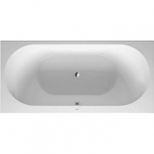 Duravit - Darling New Built In Bath 1900 x 900mm White Alpin