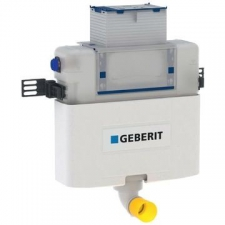 Omega C/Cistern 12cm 6/3L Top/Front Actuation - Geberit