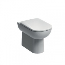 Geberit Smyle Floorstanding Back-To-Wall Pan White - Geberit