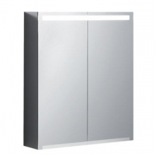 Geberit Mirror Cabinet with Lighting Option Two Doors B 900mm x 700mm - Geberit