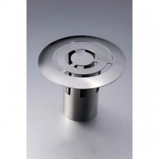 Gio Plumbing Retrofit Shower Trap Round - Gio