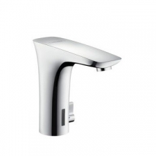 HG Puravida Basin Mixer Electr. Chrome