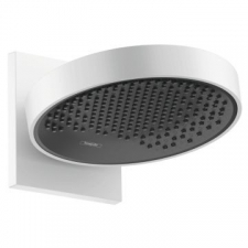 Rainfinity 250 1jet Overhead Shower 9L Wall Matt White