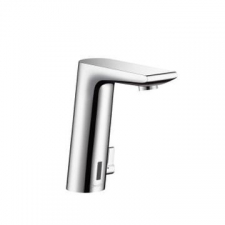HG Metris S Basin Mixer Electr.Power Chrome