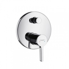 HG Metris S Bath Mixer Concealed F-Set Chrome