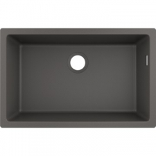 S510-U660 Under-Mount Sink 660 SG Granite 710 x 450mm Stonegrey
