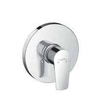 HG Talis E Shower Mixer Concealed ChromeExport