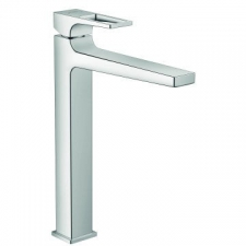 Metropol Basin Mixer 260 With Loop Handle Without Rod Chrome