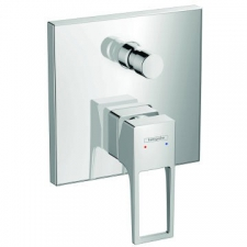 Metropol Shower Mixer With Loop Handle For Concealed Installation Chrome