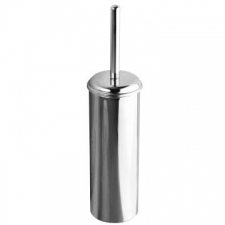 Eolia Toilet Brush With Holder Stainless Steel